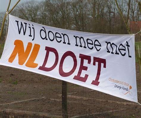 Doe mee met NL Doet!